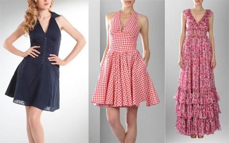 334b6b309a A legszebb nyári ruhák - fotókkal - Deluxe.hu