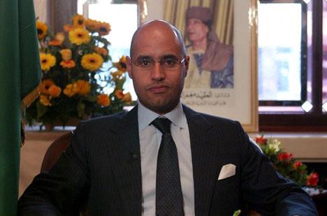 LIBIJSKA ORUŽANA FRAKCIJA TVRDI: Oslobodili smo Seif-al Islama Gaddafija iz zatvora