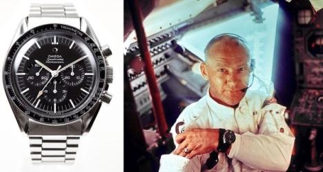 Ezt a manuális felhúzású karórát használták 1965 júniusában a Gemini 4  űrrepülés során b0a0c96315