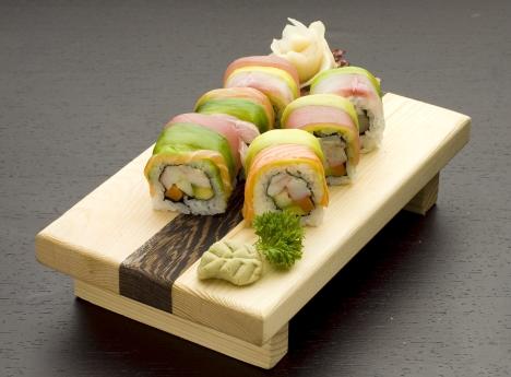 Sushi készítése, hozzávalók, recept