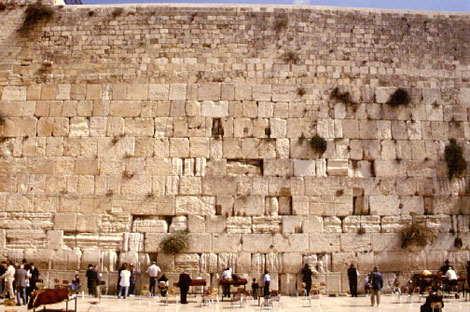 Wailing Wall Facts For Kids