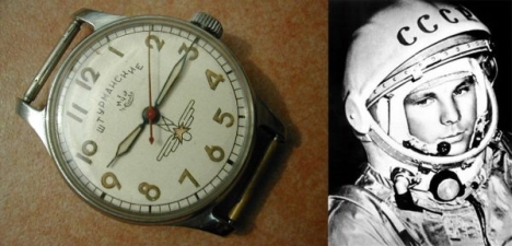 ... Poljot márkájú órát Gagarin viselte e61a6cbb49