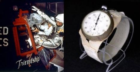 1962-ben John Glenn a Mercury-Atlas 6 NASA misszió Friendship 7 nevű  űrhajójával első amerikai asztronautaként kerülte meg a Földet. 7f7831b382